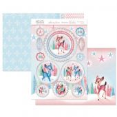 Hunkydory Die-Cut Topper Set - Merry Christmas My Deer